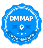 DM Map of 2016