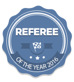 Referee of 2016