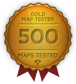 Gold Map Tester