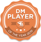 DM player of the year 2019