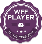 WFF player of the year 2019