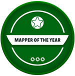 Mapper of the year