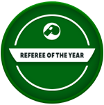 Referee of the year