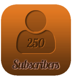 250 Subscribers