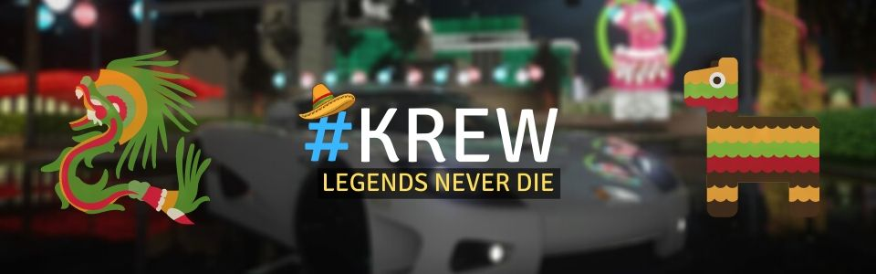 #Krew's Background